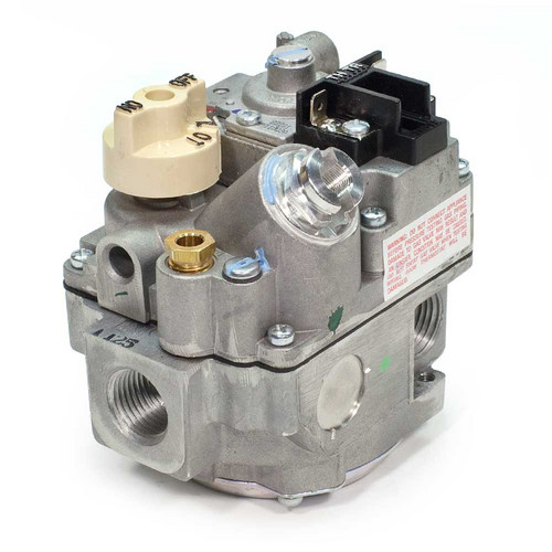 Gas Valves & Controls