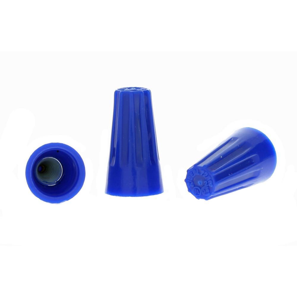 72B WIRE CONNECTORS BLUE 100/BX