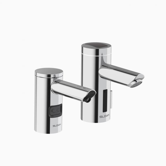 ESD-2001 SLOAN (3346088) FAUCET AND SOAP DISPENSER COMBINATION