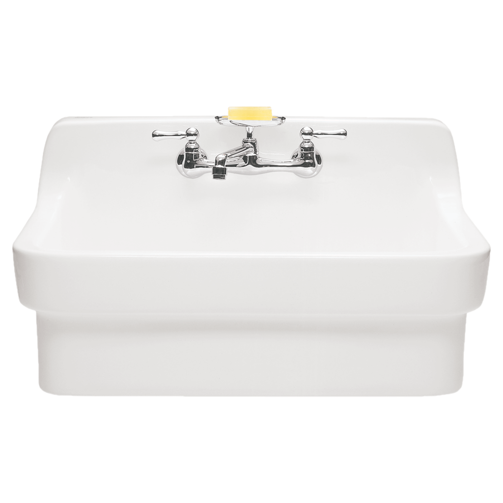 9062.008.020 WHITE AMERICAN STANDARD COUNTRY SINK