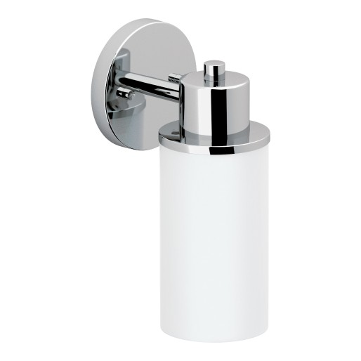 DN0761CH CSI DONNER CHROME BATH LIGHTING SINGLE ON