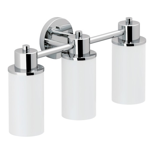 DN0763CH CSI DONNER CHROME BATH LIGHTING