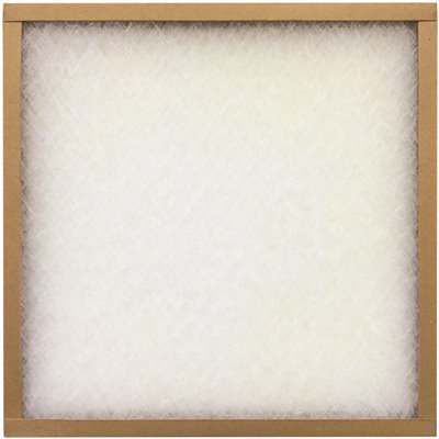 10055.011025 10x25x1 STANDARD EZ FLOW II (FIBERGLA