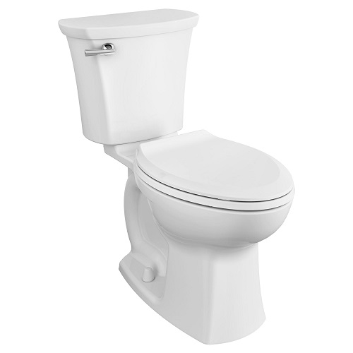 American Standard 765AA104.020 Edgemere Right Height Toilet Complete, White