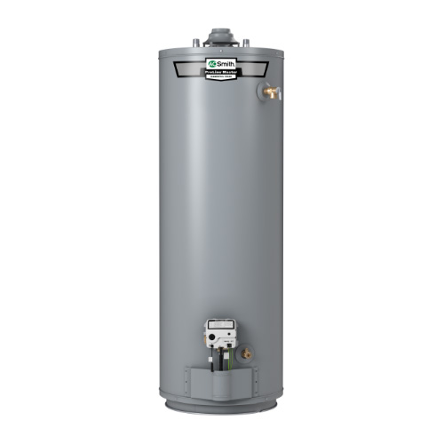 HWRL40 AO SMITH 40GAL 8YR PROLINE MASTER SHORT GAS
