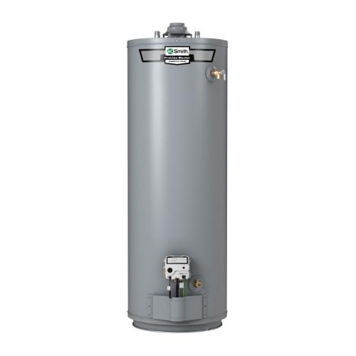 HWRL50 AO SMITH 50GAL 8YR PROLINE MASTER SHORT GAS