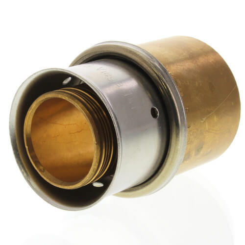 *82070 VIEGA 1-1/4inch FEMALE ADAPT PRESSxCOPPER B