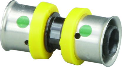 1-1/2inch 49408 VIEGA PPP COUPLING