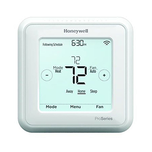TH4110U2005 HONEYWELL T4 PRO T-STAT 1H/1C HEAT PUM