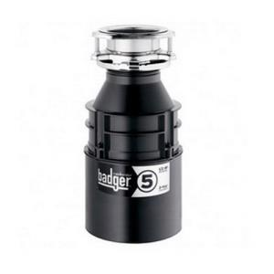 BADGER-5 1/2HP CONTINUOUS FEED GARBAGE DISPOSER 2