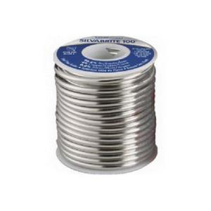 SILVABRITE 100 LEAD FREE SOLDER 1# ROLL - MELTS AT
