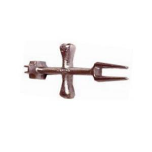 1818005 WRENCH 2 PRONG STRAINER 4 WAY