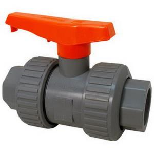 2inch PVC S-80 TRUE UNION BALL VALVE U45TB-V