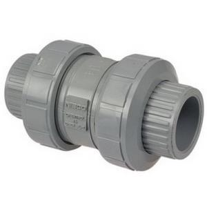1-1/4inch CPVC BALL CHECK VALVE (SOCKET OR THREAD)