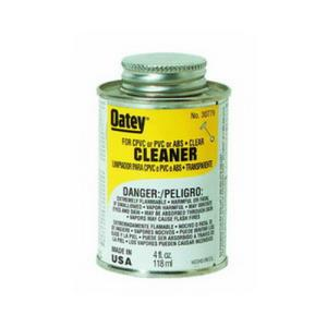 30795 OATEY ALL PURPOSE CLEANER - CLEAR 16OZ 1 PIN
