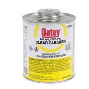 30805 OATEY ALL PURPOSE CLEANER - CLEAR 32OZ 1 QUA
