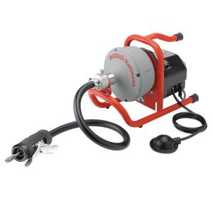 71722 RIDGID K40GPF 115V, W/PWR FD, *TOOLS ARE TAX