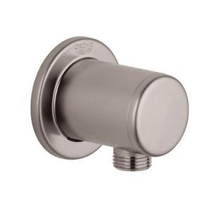 *28 627 AV0 GROHE WALL UNION SATIN NICKEL