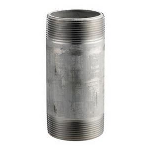 1-1/4x3-1/2inch 316/L-40 SS NIPPLE ASTM A733