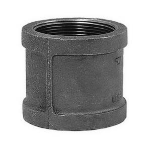 1-1/2inch BLACK MI COUPLING DOMESTIC