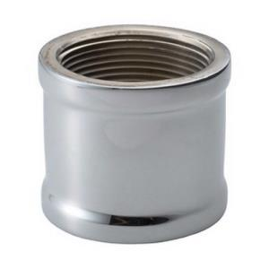 1/2inch CHROME PLATED COUPLING