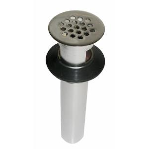 2411.015.002 CP AM STD GRID DRAIN WITH 1-1/4inch T