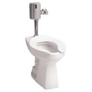 *CT705L#01 COTTON WHITE TOTO COMMERCIAL FLUSHOMETE