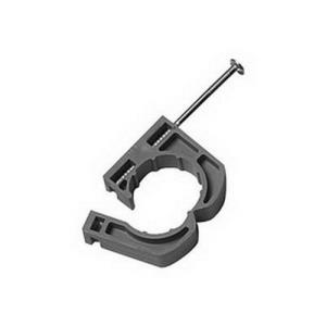 33907 OATEY 1inch FULL CLAMP W/BARBED NAIL