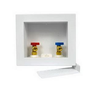 38537 OATEY QUADTRO WASHING MACHINE BOX FOR PEX SI
