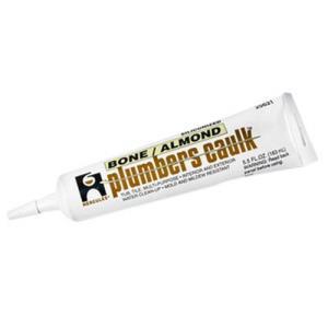 25631 HERCULES 5.5fluidoz ALMOND BONE PLUMBERS CAU