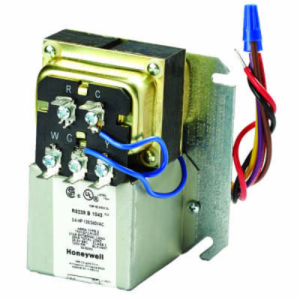 *R8239A-1052 HONEYWELL FAN CENTER RELAY WITH 24 VOLT 40VA TRANSFORMER SPDT USE R8285A1048 AS REPLACEMENT