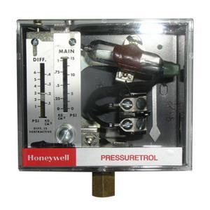 L404A1354 HONEYWELL PRESSURETROL 2 TO 15 PSI STEAM