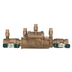2inch 007M1QT WATTS DOUBLE CHECK VALVE BACKFLOW PR