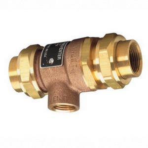 3/4inch 9D-M2 WATTS THREADED BACKFLOW PREVENTER WI