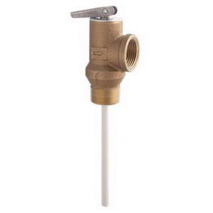 3/4inch 100XL-8 WATTS 150PSI TEMPERATURE & PRESSUR