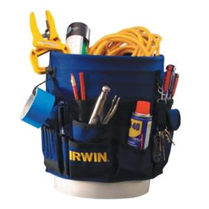 420-001 IRWIN PRO BUCKET TOOL ORGANIZER *TOOLS ARE