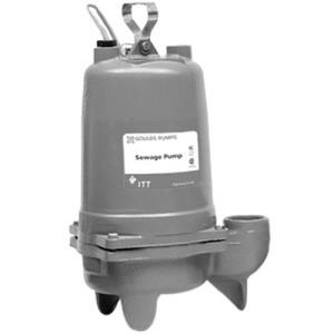 WS0511B GOULDS SEWAGE PUMP 1/2 HP 1 PHASE 115VOLT