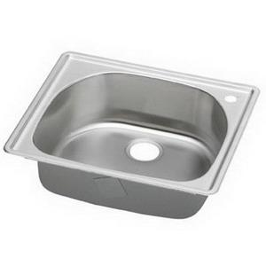 *LCGR-2522-2 ELKAY SINGLE BOWL GOURMET SS DROP IN