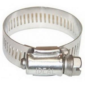 6416 IDEAL 3/4inch-1-1/2inch HY GEAR SS HOSE CLAMP