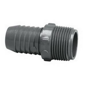 1-1/2inch 1436-015 PVC INSERT x MALE THREAD ADAPTE