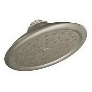 *6310BN MOEN SINGLE FUNCTION RAINFALL SHOWERHEAD