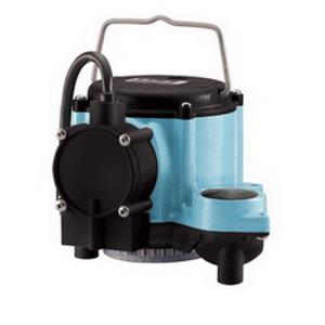 506158 6-CIA LITTLE GIANT SUMP PUMP 115VOLT 8foot