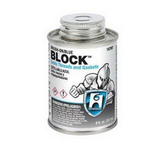 15707 HERCULES 1/2pint BLOCK SEALANT LEAD FREE BLU