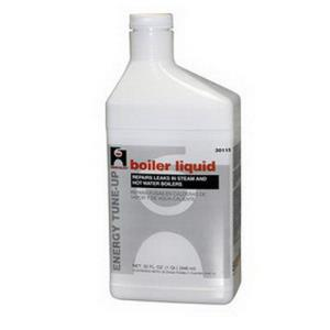30115 HERCULES 1quart BOILER LIQUID STOP LEAK FOR