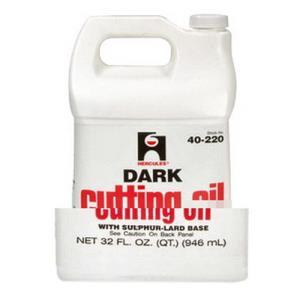 40220 HERCULES 1gallon DARK CUTTING OIL
