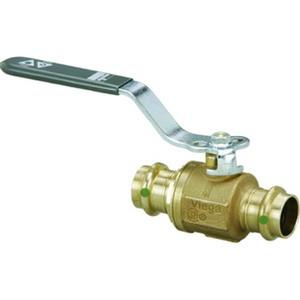 *22063 PROPRESS BALL VALVE 1 METAL HANDLE