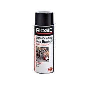 22088 RIDGID CUTTING OIL AEROSOL THREADING *******