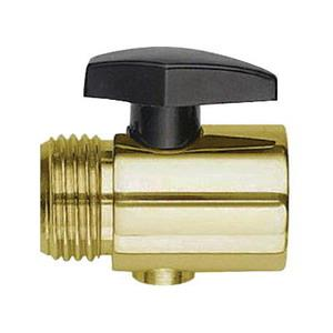 *476-2010-PK ALSONS POLISHED BRASS VOLUME CONTROL
