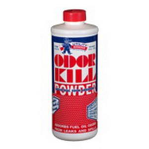 20-3011 UTILITY ODOR KILL POWDER 14OZ FUEL OIL DEO