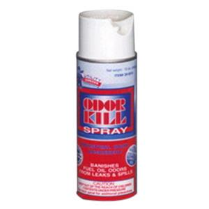20-3510 UTILITY ODOR KILL SPRAY AEROSOL FUEL OIL D
